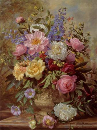 Nature's Glory III by Albert Williams