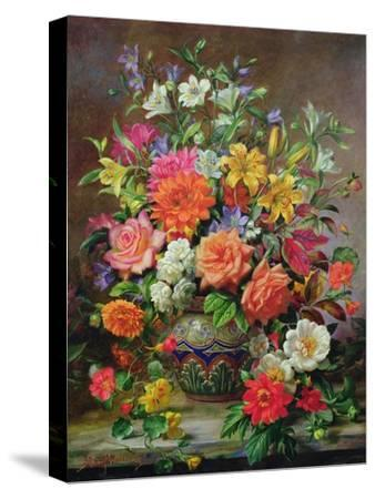 September Flowers, Symbols of Hope and Joy by Albert Williams