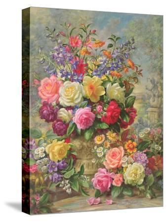 Sweet Fragrance of a Summer's Day by Albert Williams