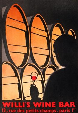 Willi's Wine Bar, 1999 by Alberto Bali