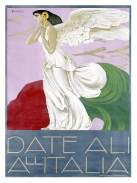 Date Ali All'Italia by Alberto Bianchi
