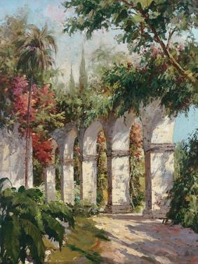 Mission Gardens by Alberto Pasini