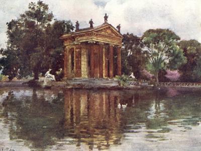 Borghese Villa Gardens