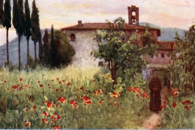 Convent Garden of San Cosimato, Vicovaro