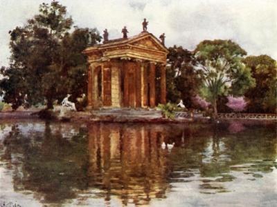 Ornamental Water, Villa Borghese