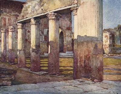 Pompeii, Stabian Baths