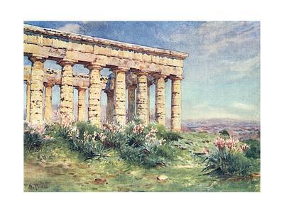 Sicily, Segesta 1911