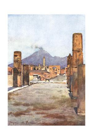 Street View - Pompeii