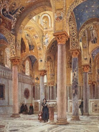 The Martorana, Palermo