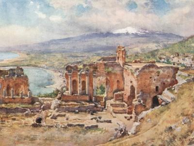 The Theatre, Taormina