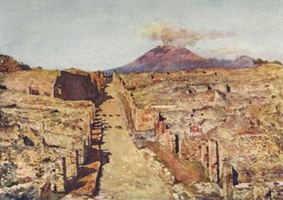 Via Stabia - Pompeii