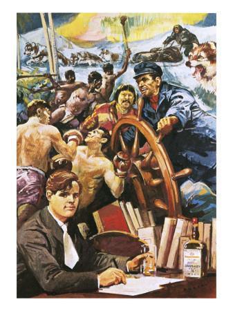 The American Writer, Jack London