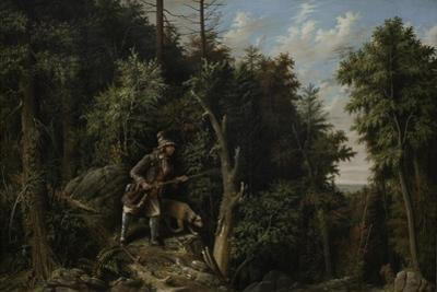 Rip Van Winkle in the Mountains, 1880 by Albertus D.O Browere