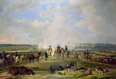 Napoleon and His Troops at Beshenkovichi, 24th July, 1812