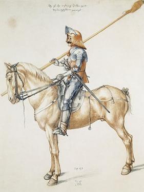 Austria, Vienna, Knight by Albrecht Dürer
