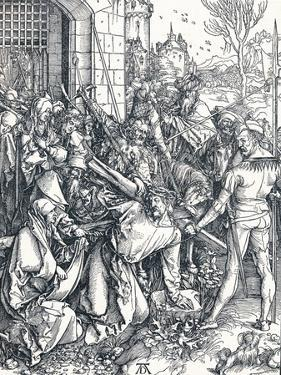 Christ Bearing the Cross, 1498 by Albrecht Dürer