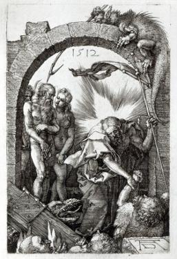 Harrowing of Hell or Christ's Descent Into Limbo, 1512 by Albrecht Dürer