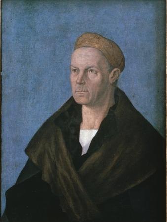 Jakob Fugger, the Rich by Albrecht Dürer