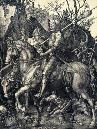 Knight, Death and the Devil, 1513-1514 by Albrecht Dürer
