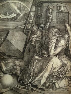 Melancolia by Albrecht Dürer