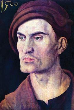 Portrait of a Young Man by Albrecht Dürer