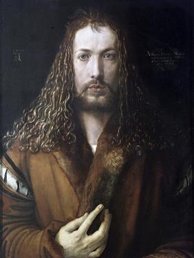 Self Portrait by Albrecht Dürer