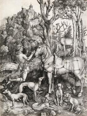 St. Eustace by Albrecht Dürer