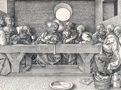 The Last Supper, 1523 by Albrecht Dürer