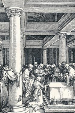 The Presentation of Christ in the Temple, 1506 by Albrecht Dürer