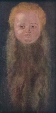 'Portrait of a Boy with a Long Beard', 1527, (1939) by Albrecht Durer