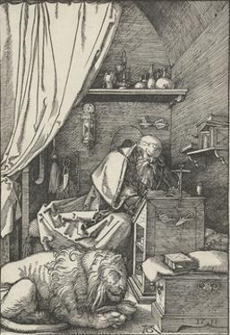 St. Jerome in His Study, 1511 by Albrecht Durer