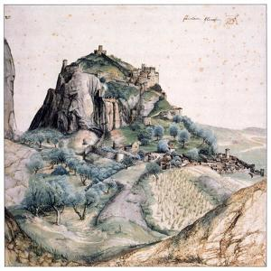 View of Arco, 1495 by Albrecht Durer