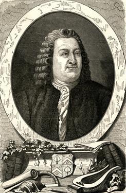 Albrecht Haller, Rousseau by H Rousseau