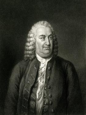 Albrecht V Haller by W Holl