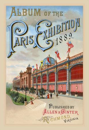 Album of the Paris Exhibition, 1889
