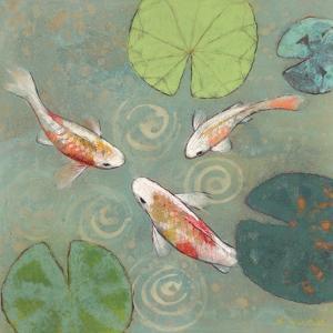 Floating Motion I by Aleah Koury