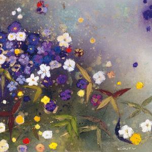 Gardens in the Mist IX by Aleah Koury