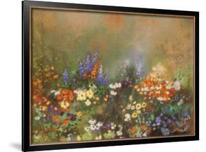 Meadow Garden III by Aleah Koury