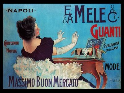 Admirable Glove Collection and Assortment from Mele