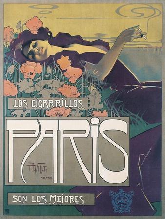 Cigarrillos Paris Son Los Mejores (Paris Cigarillos are the Best!)