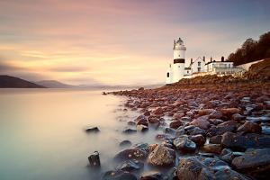 Cloch Lighthouse, Gourock by Alec Kirkham Photography