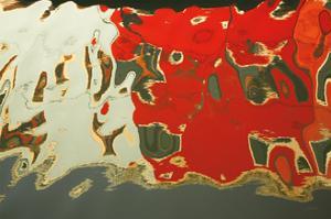 Reflections of Burano V by Aledanda