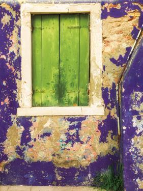 Windows of Burano I by Aledanda