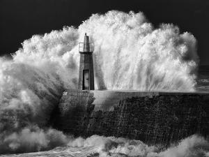 The Lighthouse by Alejandro Garcia Bernardo