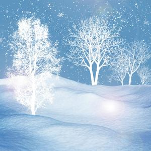 Winter Landscape by alenalihacheva