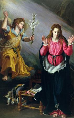 The Annunciation, 1603