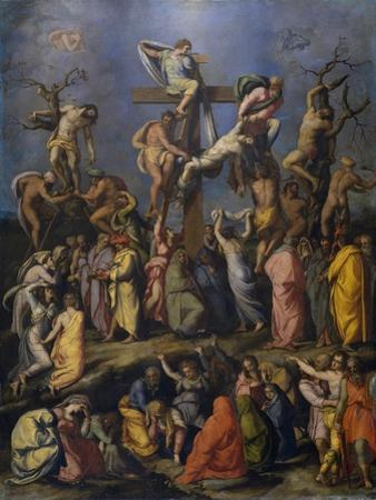 The Descent from the Cross, C. 1560
