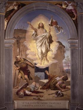 Resurrection of Christ by Alessandro Franchi