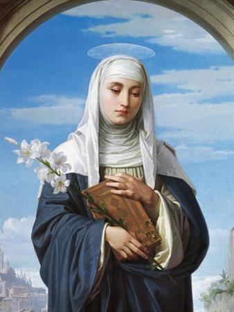 St Catherine of Siena, 1888
