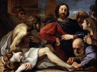 The Raising of Lazarus, Late 16th or 17th Century